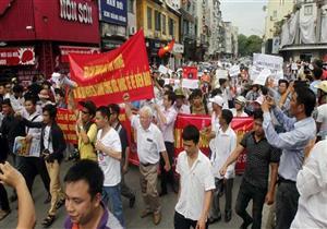 فيتنام تؤجل حدثا ثقافيا مع الصين وسط احتجاجات شعبية