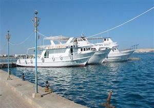 إغلاق ميناء شرم الشيخ البحري لسوء الأحوال الجوية