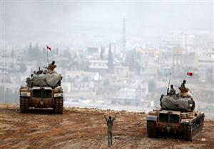 تركيا تؤكد قصف منطقة عفرين السورية