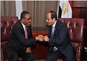 كيف تناولت الصحافة الإثيوبية مباحثات السيسي وديسالين في القاهرة؟
