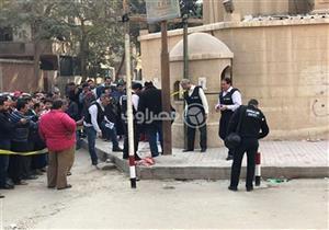 """زوجة أمين شرطة كنيسة حلوان: """"طلب الشهادة ونالها"""" -فيديو"""