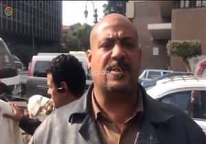 """بالفيديو - ميكانيكي: """"هترشح للرئاسة عشان نبقى زي أوروبا"""""""