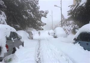 الأمم المتحدة: وفاة 15 شخصا في عاصفة ثلجية على الحدود اللبنانية مع سوريا
