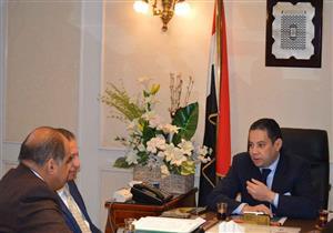 وزير قطاع الأعمال يأمر بفتح تحقيق عاجل في مخالفات القومية للأسمنت