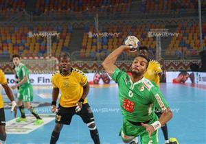 أنجولا تطيح بالجزائر.. وتونس تواصل انطلاقتها في بطولة إفريقيا لليد