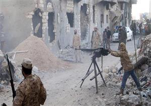 إعدام معتقلين بتهم الانضمام لداعش في بنغازي الليبية