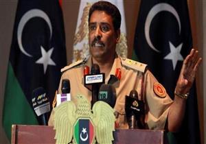 """المسماري: الجيش الليبي لا يعلم شيئا عن الغارات الجوية في """"بني وليد"""""""