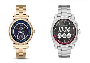 لمحبي الموضة: ساعة ذكية فاخرة من مايكل كورس للرجال والنساء