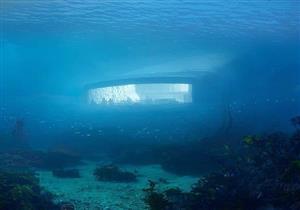 في النرويج.. بناء أول مطعم تحت الماء في أوروبا