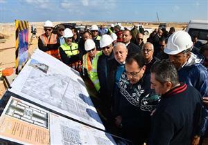 """""""الإسكان"""": تنفيذ 5 آلاف وحدة بـ""""سكن مصر"""" وبدء تسويق المطاعم والكافيهات بالعلمين الجديدة"""
