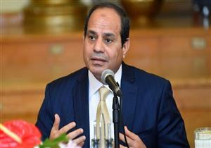 الرئاسة: السيسي يشهد اليوم بدء الإنتاج المبكر لحقل ظهر