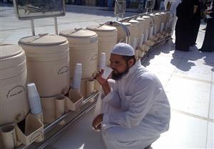 علي جمعة يوضح  أفضل الدعاء عند شرب ماء زمزم