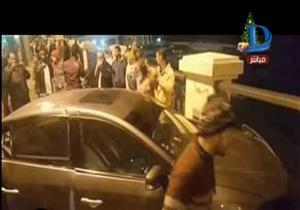 مراسل مصراوي يكشف تفاصيل جديدة في حادث سقوط شاب بالبحر بالإسكندرية