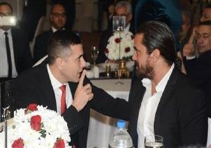 """أمير كرارة يكشف حقيقة """"خناقته"""" مع أحمد عز في """"الجيم"""" بسبب مسلسل """"كلبش"""""""