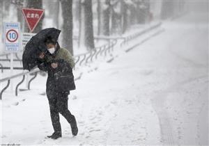 عاصفة ثلجية تودي بحياة 13 شخصا في الصين