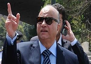 مدير أمن القاهرة يتفقد استاد القاهرة قبل مباراة القمة