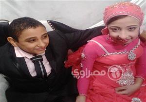 خطوبة طفلين في كفر الشيخ.. العريس 9 سنوات والعروس 10 (صور)