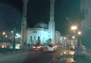 سقوط أمطار خفيفة على رأس البر ودمياط الجديدة