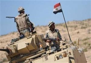 """""""والله العظيم أنا راضي"""".. قصة جندي فقد بصره في الحرب على الإرهاب"""
