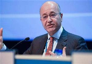 الرئيس العراقي: قضية المياه بين تركيا والعراق حيوية ومصيرية