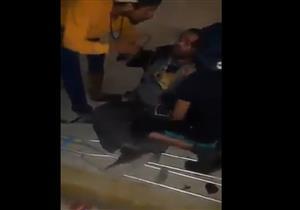 """""""كان هيفجر نفسه"""".. فيديو جديد للحظة القبض على """"عشماوي"""" في لبيبا"""