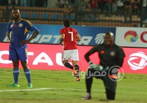 بالفيديو.. أول هدف في مباراة رسمية.. تريزيجيه يسجل ضد إي سواتيني