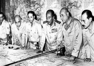 """""""شكرًا يا بطل"""".. تحية القوات المسلحة لـ""""السادات"""" في ذكرى انتصارات أكتوبر"""