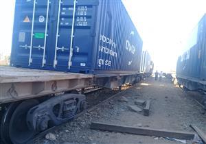 """السكك الحديدية تبدأ تسيير رحلات البضائع من """"الدخيلة"""" إلى السد العالي"""