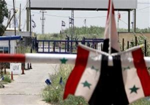 """""""واشنطن بوست"""" ترصد اتفاق إسرائيل وسوريا والأمم المتحدة على إعادة فتح معبر الجولان"""