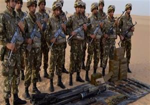 الجيش الجزائري يكشف مخبأ للأسلحة والذخيرة جنوبي البلاد