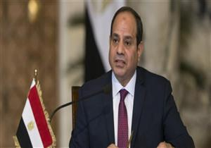 السيسي يفوض وزير الدفاع في بعض اختصاصاته