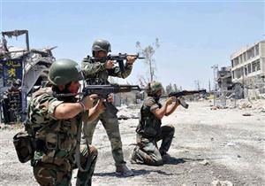 """الجيش السوري يكبد تنظيم """"داعش"""" قتلى ومصابين في السويداء"""