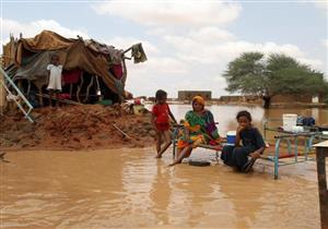 الأمم المتحدة : 195 ألف شخص تضرروا من الأمطار والفيضانات بالسودان