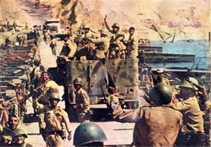 بدء احتفالية حماة الوطن إحياءً للذكرى 45 لانتصارات أكتوبر