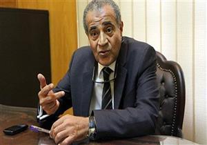 """وزير التموين: قطع الدعم عمن يمتلك """"مرسيدس"""" أو يتقاضى 10 آلاف جنيه"""