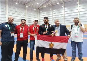 أحمد خليل يضيف برونزية جديدة لمصر في أولمبياد الشباب