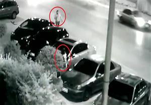 بالفيديو.. لحظة اختطاف نجل الإعلامية نوليا مصطفى من سيارتها بأكتوبر