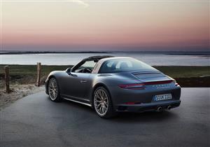 إصدار خاص من بورش 911 Targa 4 GTS بـ3.9 مليون جنيه.. صور