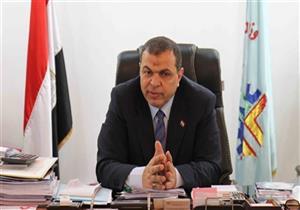 """""""سعفان"""" يصل الكويت للمشاركة في اجتماعات منظمة العمل العربية"""