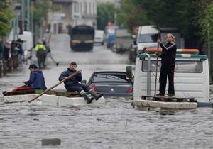 ارتفاع حصيلة ضحايا فيضانات جنوب فرنسا إلى 12 قتيلا