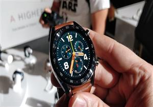 """بالصور.. """"هواوي"""" تكشف النقاب عن ساعة """"Watch GT"""""""