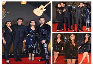 """بالفيديو والصور.. نجوم بوليوود يحتفلون بمرور 20 عامًا على فيلم """"Kuch Kuch Hota Hai"""""""