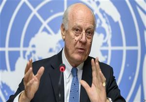 مبعوث الأمم المتحدة إلى سوريا يعلن التخلى عن مهمته نهاية الشهر المقبل