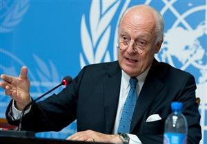 مبعوث الأمم المتحدة إلى سوريا يعلن التخلي عن منصبه في نوفمبر