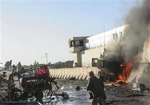 مصرع وإصابة 7 أشخاص جراء هجوم انتحاري قرب قاعدة أمريكية بأفغانستان