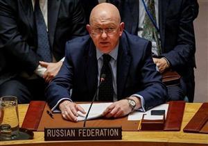 مندوب روسيا بالأمم المتحدة يدعو للتحقيق في استخدام التحالف الدولي قنابل فوسفورية بسوريا