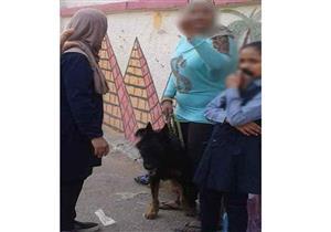 """""""مصراوي"""" في منزل صاحبة واقعة """"كلب مصر الجديدة"""".. الحقيقة الكاملة"""