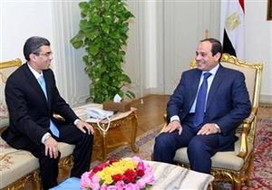 ياسر رزق: السيسي رجل مخلص يستغل علاقاته الشخصية لصالح مصر