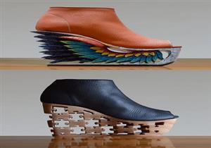 بالصور- تصميمات غاية الغرابة.. أكثر 6 أحذية نسائية غير تقليدية في العالم