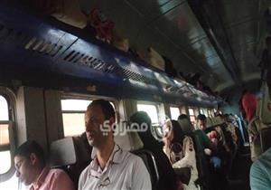 """رسلان: إيرادات التذاكر تمثل 30% من ميزانية """"السكك الحديدية"""" - فيديو"""